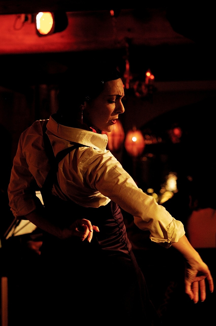 Baila flamenco con la mentoria individual