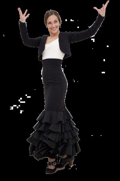 Clases de flamenco en Granada con Monica-Vazquez
